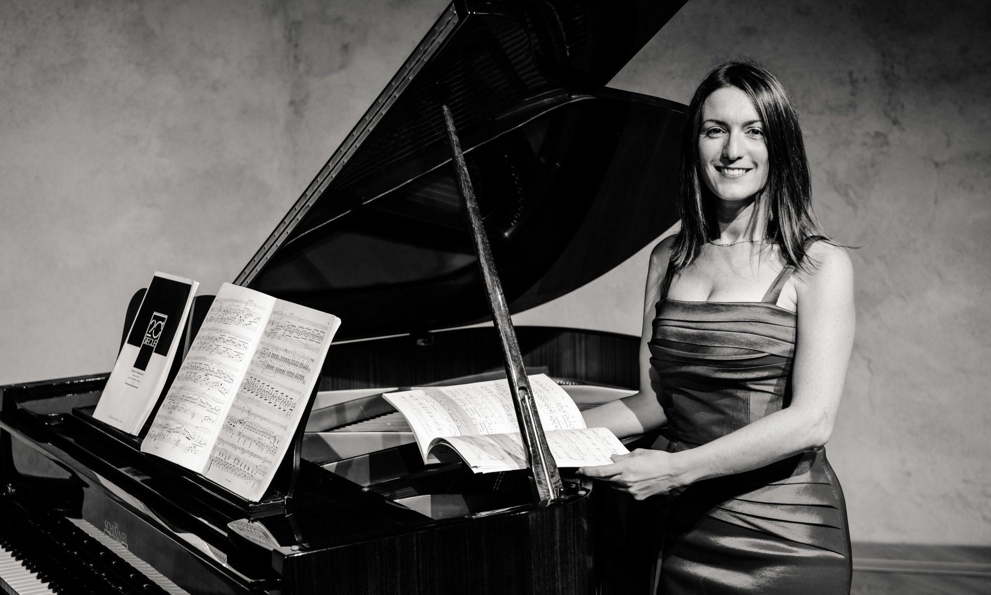 Marjorie BOURGOIS - Pianiste